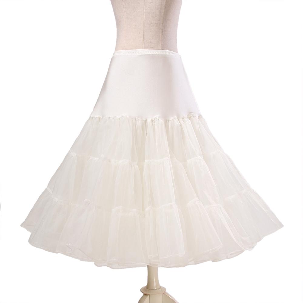 50s Vintage Rockabilly Net Petticoat Skirt 26 Quot Ivory